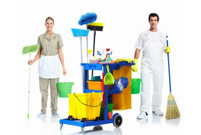 Travaux de nettoyage & entretien