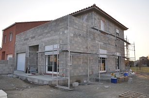 Construction maison 3 Faces - Avant travaux